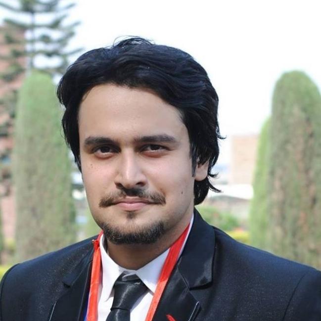Qazi Mashaal Khan